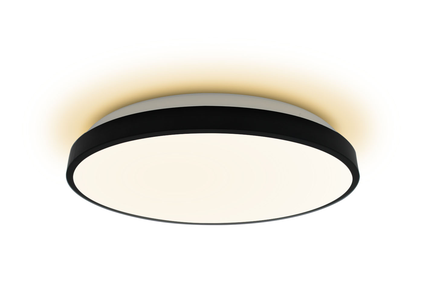 Round Ceiling Lights Indirect Lighting
